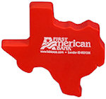 Texas Shape Stress Balls